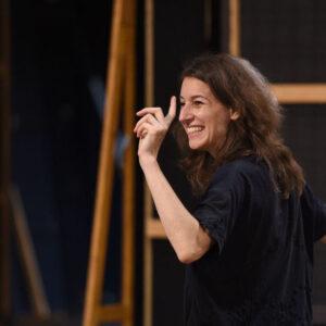 """Tatjana Gürbaca: """"El teatro debe ser en vivo y sobrevive por ser en vivo"""""""