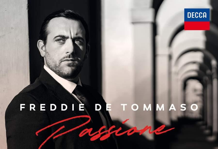 Freddie de Tommaso: Passione