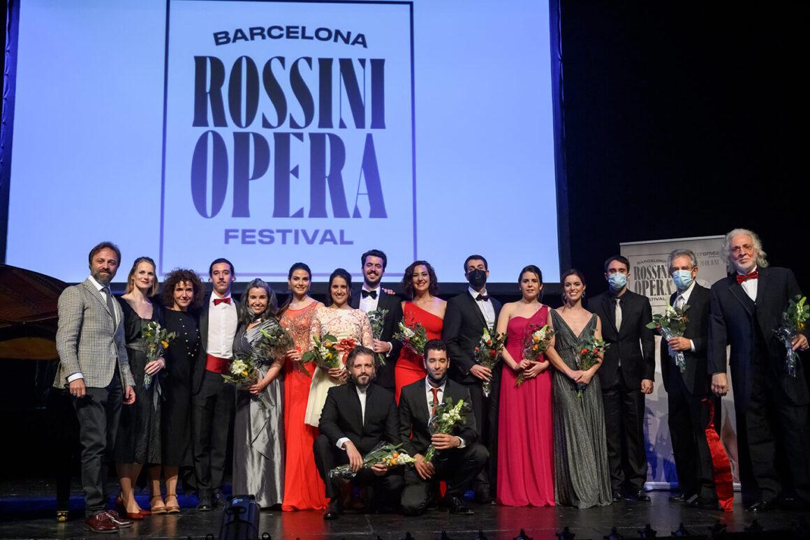 🇪🇸 Festival Rossini… en Barcelona