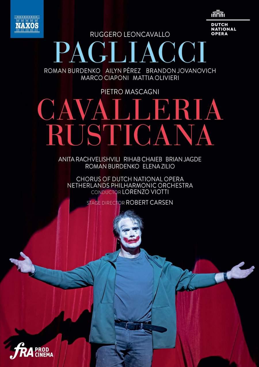 Pagliacci (Leoncavallo) / Cavalleria Rusticana (Mascagni)
