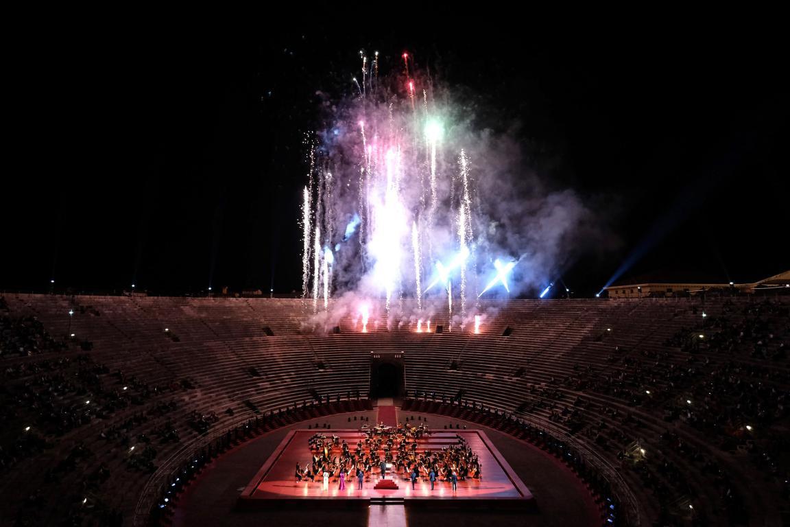 🇮🇹 Gala Rossini en Verona