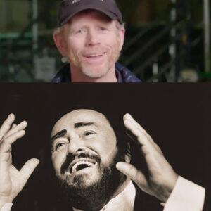 Pavarotti, según Howard