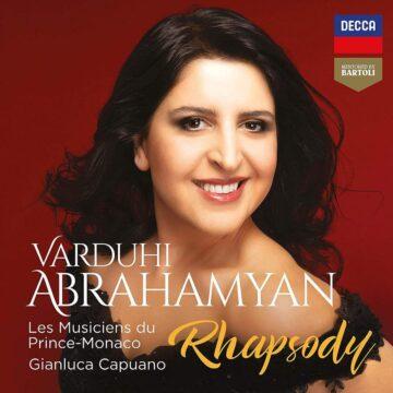 Varduhi Abrahamyan: Rhapsody