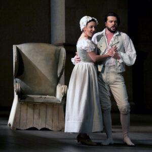 Le nozze di Figaro en Milán