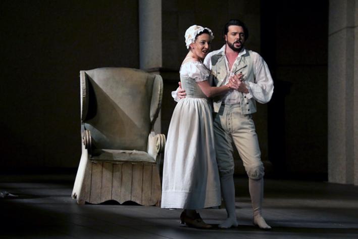 🇮🇹 Le nozze di Figaro en Milán