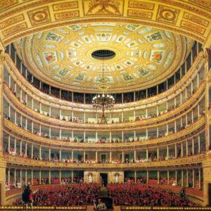 Los teatros de ópera en la Ciudad de México, hasta 1900