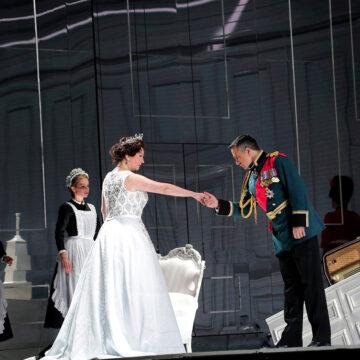 Elisabetta, regina d'Inghilterra en Pésaro