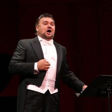 Ramón Vargas en Guanajuato