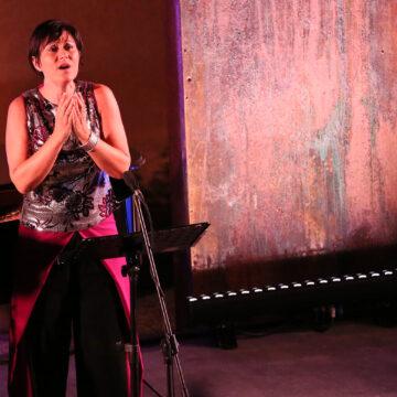 Veronica Simeoni en concierto en Itria