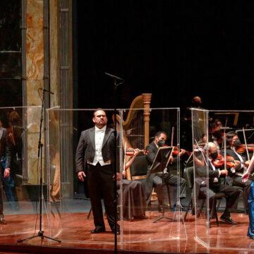 Gala de ópera mexicana en el Palacio de Bellas Artes