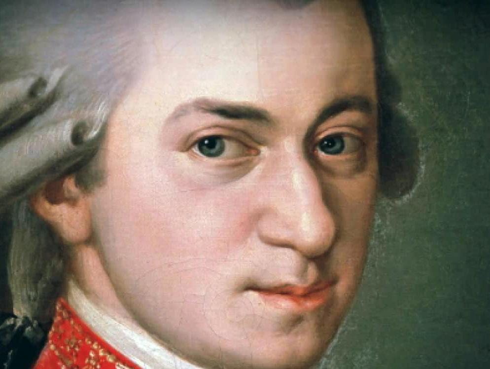 Un hombre que era música: Mozart en Viena