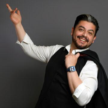 Alfredo Daza: 25 años de cantar