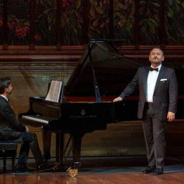 Tiempo de cantar: Javier Camarena en Bellas Artes